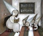 Music lesson by Grzegorz Ptak