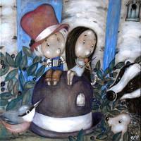 Music of the Forest by Grzegorz Ptak by GrzegorzPtakArt
