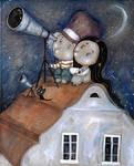 Astronomer by Grzegorz Ptak