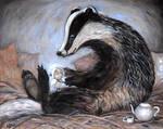 Sleep well by Grzegorz Ptak