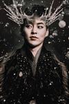 King Minseok from the Northern Kingdom