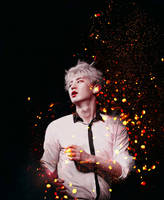 Chanyeol from the Fire Kingdom by bubble-min