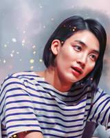 Jeonghan / Seventeen by bubble-min