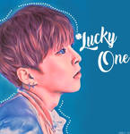 Xiumin / Lucky One by bubble-min