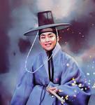 Xiumin - Kim Seondal by bubble-min
