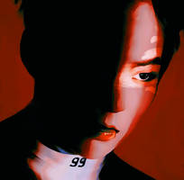Xiumin // You can call me Monster