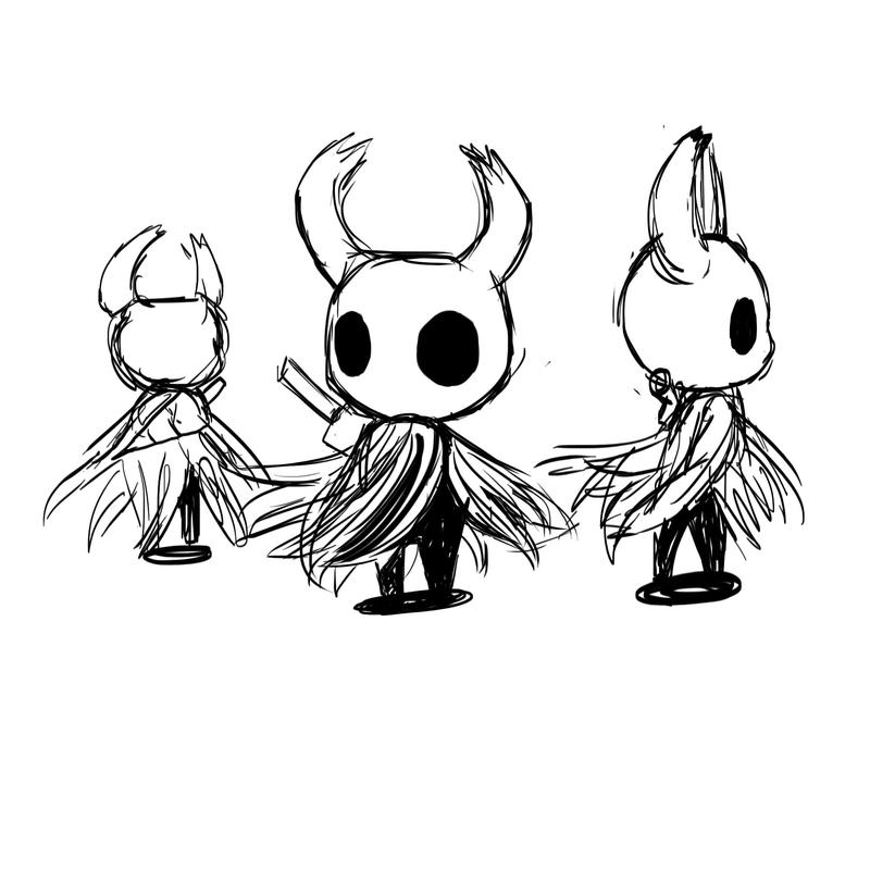 how to run hollow knight