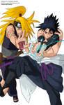Naruto Volume 40 Cover