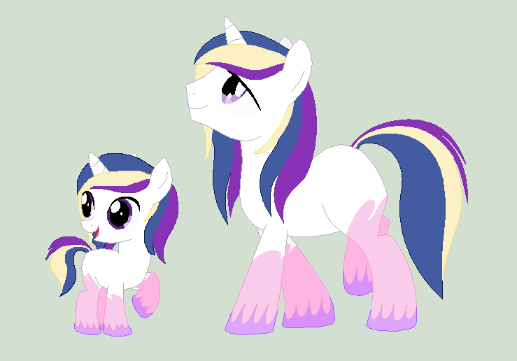 Shining ArmorXCadence Colt By EpiclyAwesomePrussia On