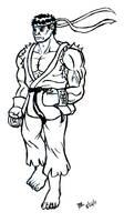 DSC Ryu by oginmysoul