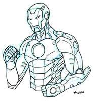DSC Iron Man Now by oginmysoul