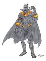 DSC Black Panther by oginmysoul