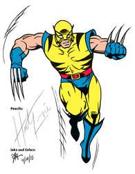 WSC Herb Trimpe Tribute Wolverine
