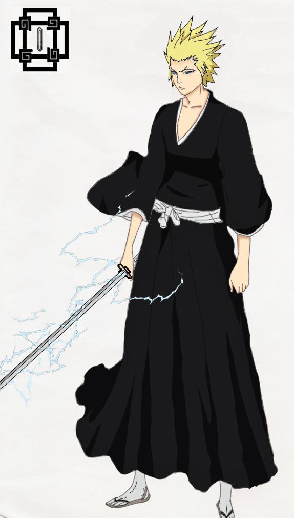 Bleach OC: Hikaru Mits... Kenshin Fanfiction