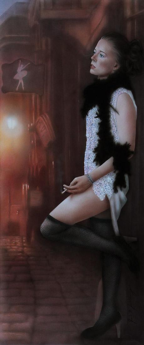 Prostitute by stahlberg