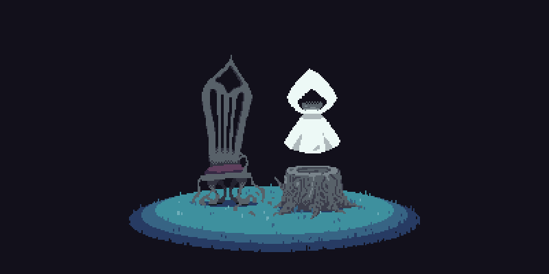 The Lonely Chair by DNH2031ART