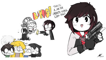 Ruby vs Salem as you truly imagined it