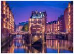 Hamburg, I'm in Love by pixelimage