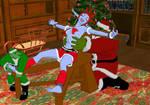 Christmas Tickling - Zimwa