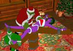 Christmas Tickling - Miariel
