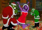 Christmas Tickling - Lyris