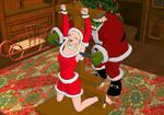 Christmas Tickling - Belana