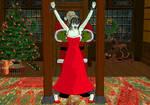 Christmas Tickling - Dilia