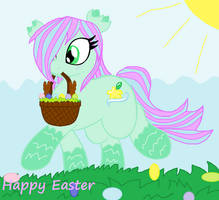MLP Easterpony by TeamChelsea