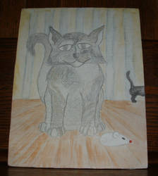 Kitty Silverpoint by Quing