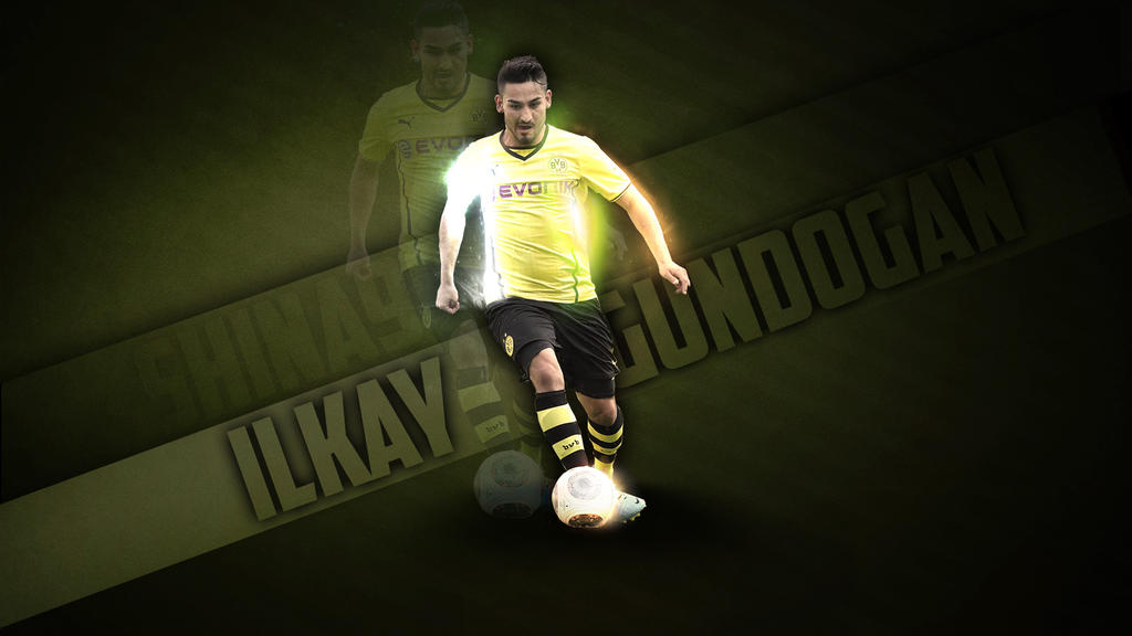 Ilkay Gundogan Wallpaper Ilkay Gundogan Wallpaper by