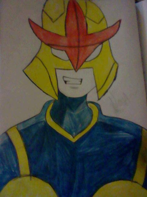 Ultimate spider man nova by bloomfan2000 on deviantart - Nova ultimate spider man ...