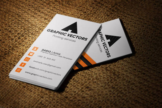 Modul 004: Graphic Vectors (Business Card)