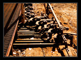 Tracks... by Jykle-and-Hyde