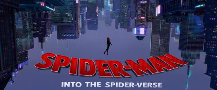 Spider-man: Into the Spider-Verse (Wallpaper)