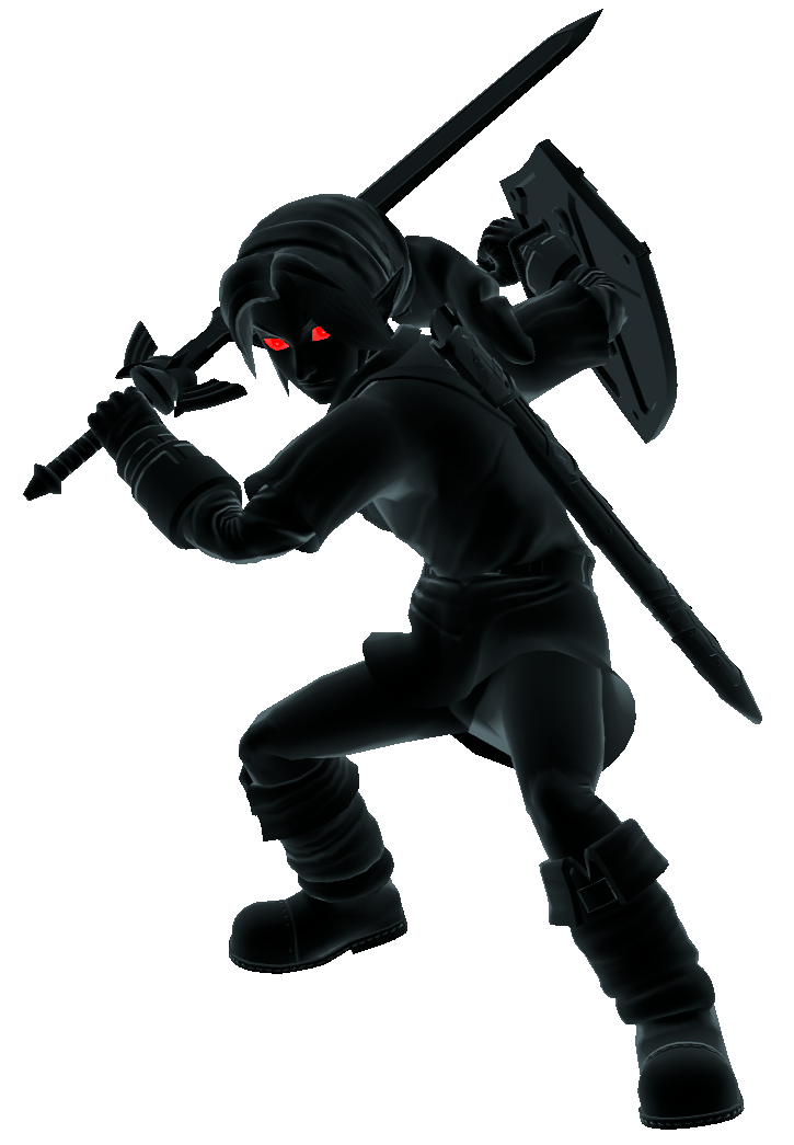 Ocarina of Time Dark Link Pose by kamtheman56 on DeviantArt