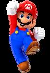 Super Mario Render