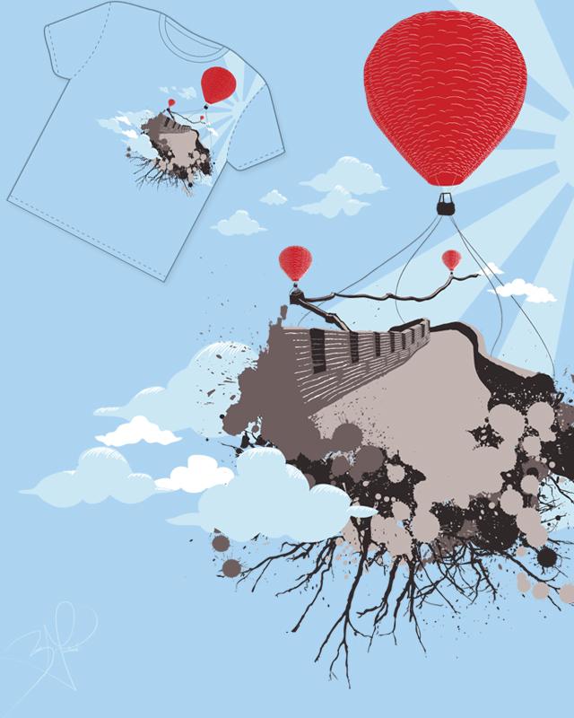 The Great Escape by Kazyole