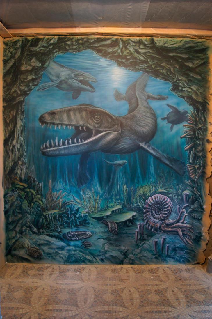 dinosaur by hotabych