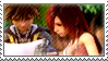Sora and Kairi Stamp 4 by Addicted-Squared