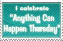 """Anything Can Happen Thursday"" by Addicted-Squared"