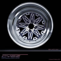 Custom Wheel (Fantasy MA - Lace)