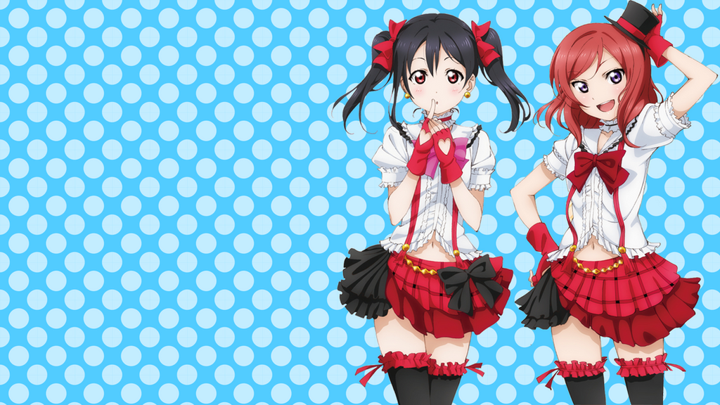 nico love live iphone wallpaper