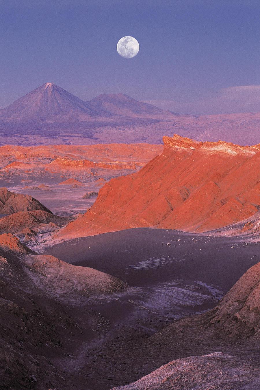 Desierto de Atacama Chile by Vk30