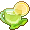Pixel Icon - Minty Tea by Moth-Doll