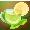 Pixel Icon - Minty Tea