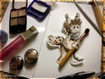 CTA Kryptox Entry - The Little Makeup Artist