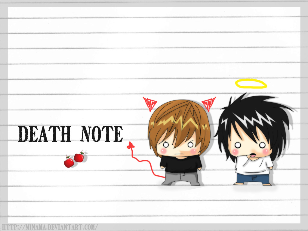 Your Wallpaper: Death Note Wallpaper