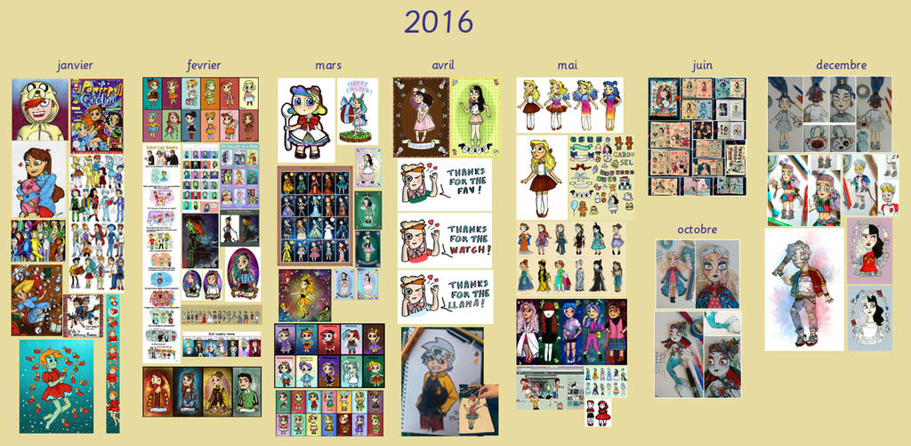 2016 by jimmyoOO