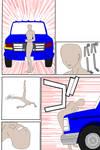 manga car base