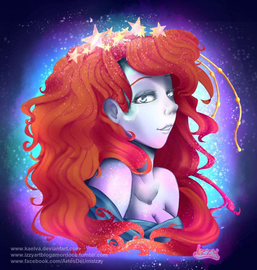 CM - Star Lady by Kaelva